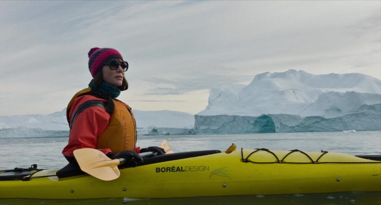 Boreal Design Yellow Kayak Used by Cate Blanchett in Where'd You Go, Bernadette