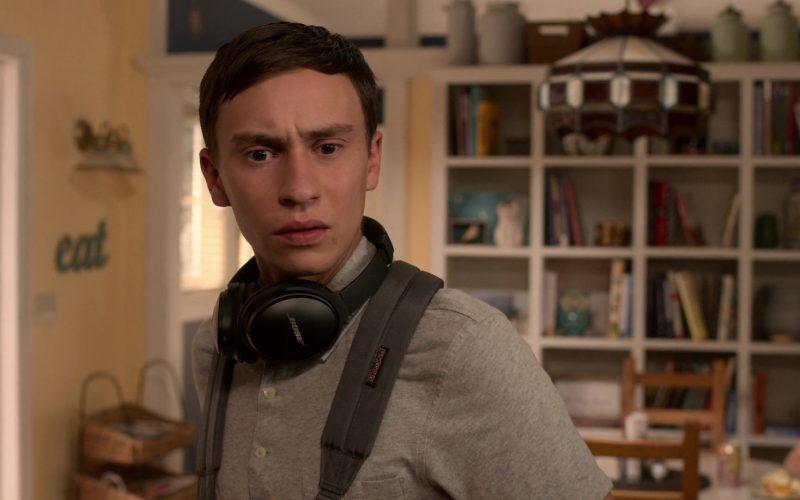 Bose Headphones Used by Keir Gilchrist as Sam Gardner in Atypical Season 3 Episode 5 (1)