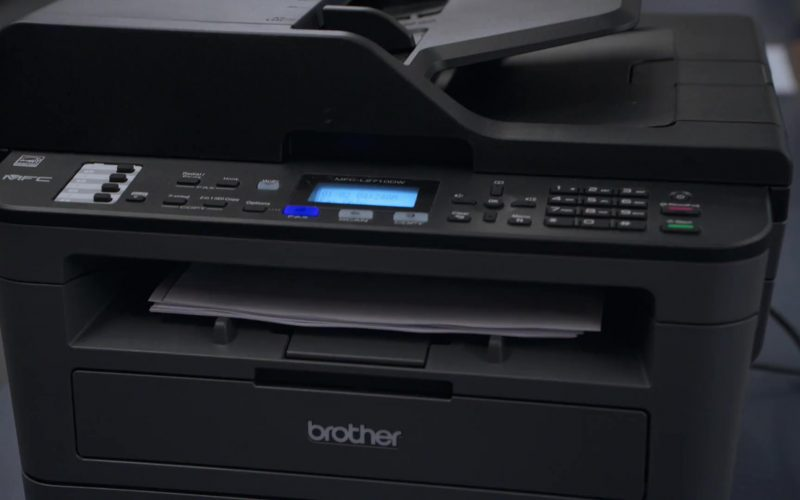 "Brother All-in-One Printer in Silicon Valley Season 6 Episode 3 ""Hooli Smokes!"""