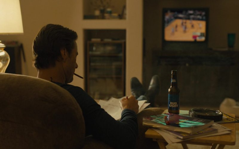 Bud Light Beer Enjoyed by Luke Wilson in The Goldfinch (2)
