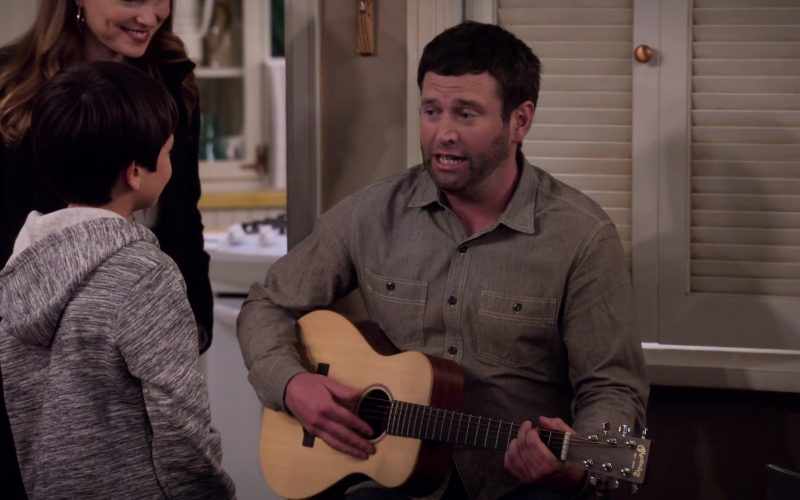 C. F. Martin & Company Guitar Used by Brent Morin as Matt in Merry Happy Whatever Season 1 Episode 4