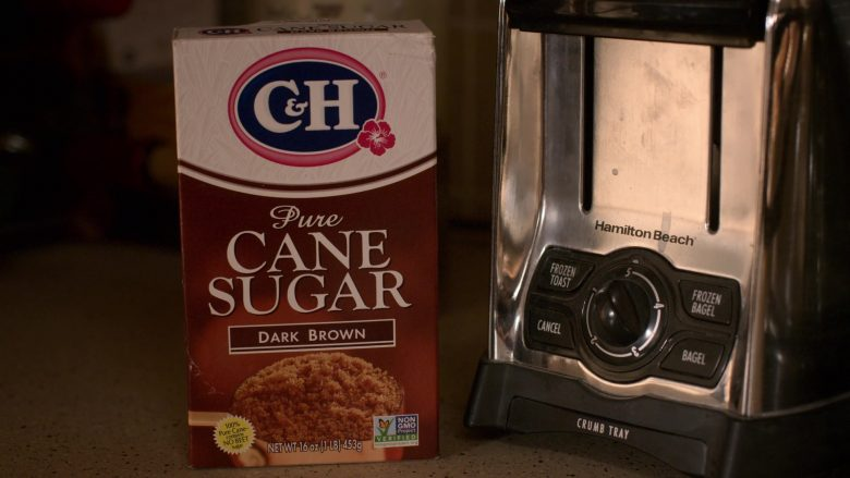 C&H Sugar and Hamilton Beach in Atypical Season 3 Episode 9