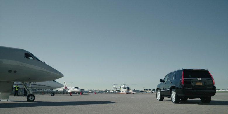 Cadillac Escalade Black Cars in The Morning Show Season 1 Episode 6 (1)