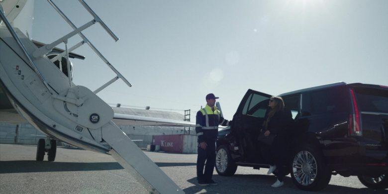 Cadillac Escalade Black Cars in The Morning Show Season 1 Episode 6 (3)