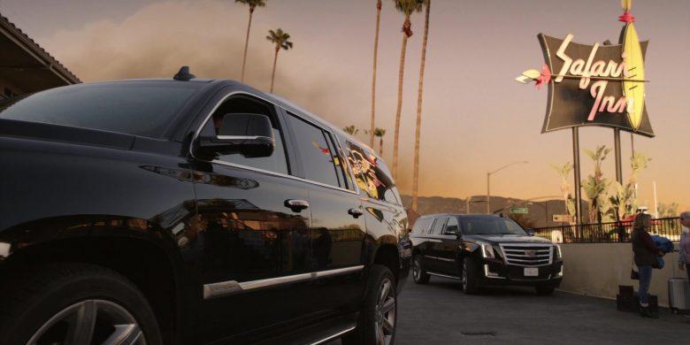 Cadillac Escalade Black Cars in The Morning Show Season 1 Episode 6 (5)