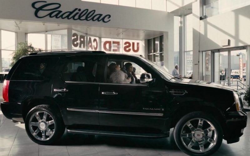 Cadillac Escalade Car in Hustlers (2019)