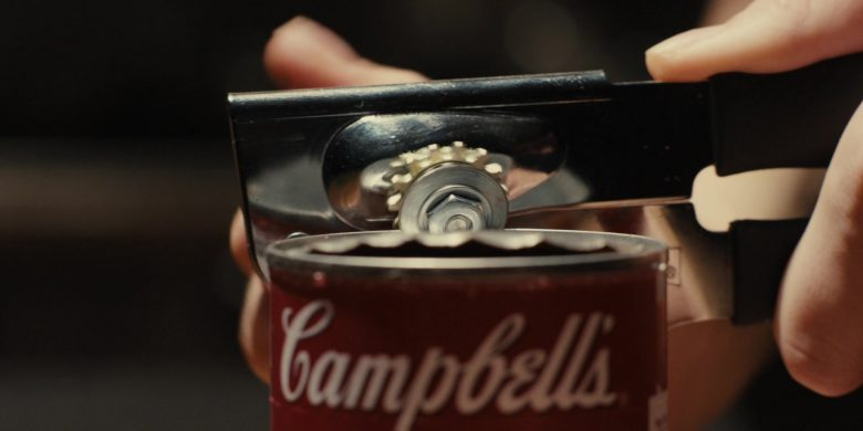 "Campbell's Soup in Servant Season 1 Episode 1 ""Reborn"" (2019) - TV Show Product Placement"
