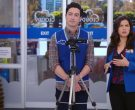 Canon Camcorder Used by Ben Feldman as Jonah Simms in Superstore Season 5, Episode 8 (1)