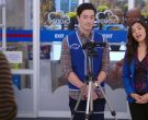 Canon Camcorder Used by Ben Feldman as Jonah Simms in Superstore Season 5, Episode 8 (2)