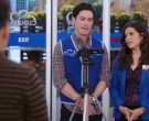 Canon Camcorder Used by Ben Feldman as Jonah Simms in Superstore Season 5, Episode 8 (3)
