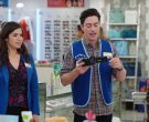 Canon Camcorder Used by Ben Feldman as Jonah Simms in Superstore Season 5, Episode 8 (4)