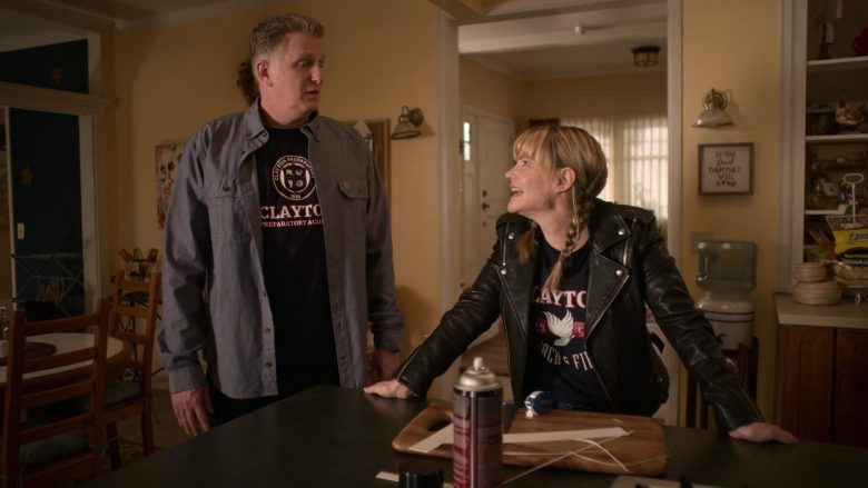 """Carhartt Long Sleeve Shirt Worn by Michael Rapaport as Doug Gardner in Atypical Season 3 Episode 9 """"Sam Takes a Walk"""" (2019) - TV Show Product Placement"""