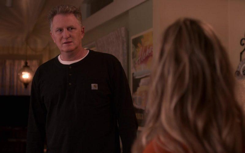 Carhartt Shirt Worn by Michael Rapaport as Doug Gardner in Atypical Season 3 Episode 1 (3)