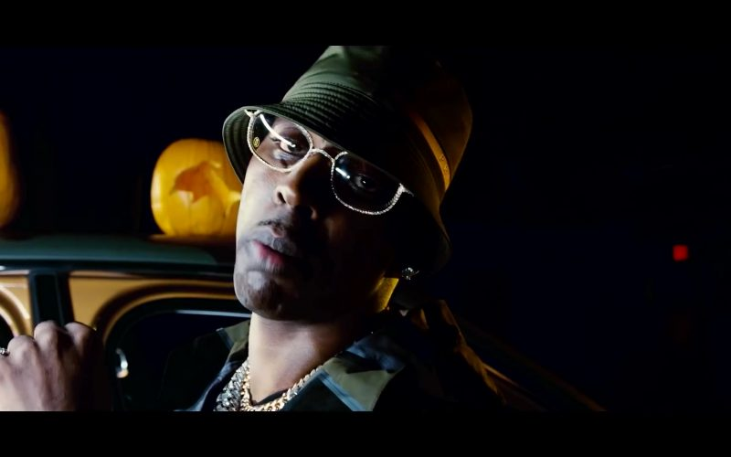 Chanel Eyeglasses Worn by Young Dolph in Tric Or Treat (1)