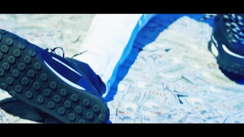Chanel Sneakers Worn by Young Dolph in Tric Or Treat (2019) - Official Music Video Product Placement