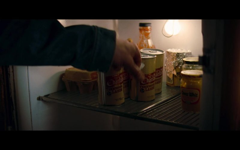 Cheez Whiz in Once Upon a Time … in Hollywood