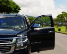Chevrolet Suburban SUV in Hawaii Five-0 Season 10 Episode 8 (2)