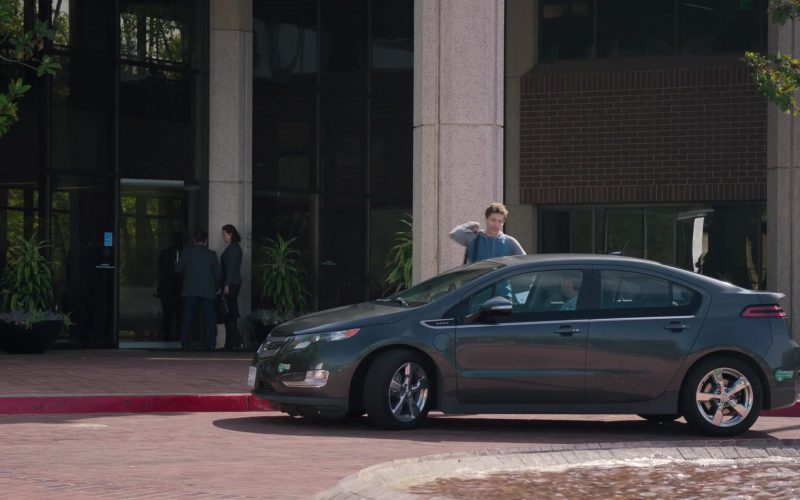 Chevrolet Volt Car Used by Zach Woods as Jared in Silicon Valley Season 6 Episode 3 (1)