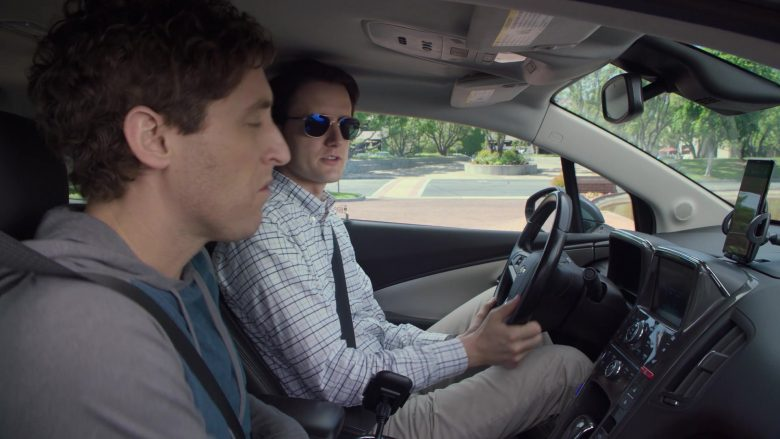 Chevrolet Volt Car Used by Zach Woods as Jared in Silicon Valley Season 6 Episode 3 (3)