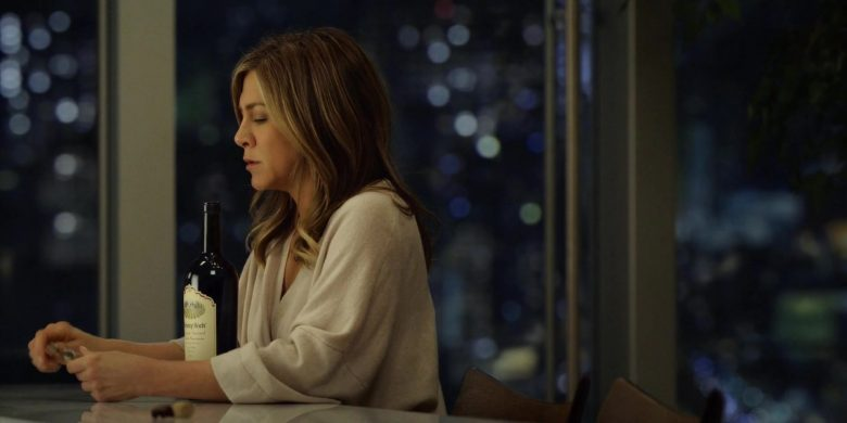 Chimney Rock Wine Enjoyed by Jennifer Aniston as Alex Levy in The Morning Show Season 1 Episode 3 (2)