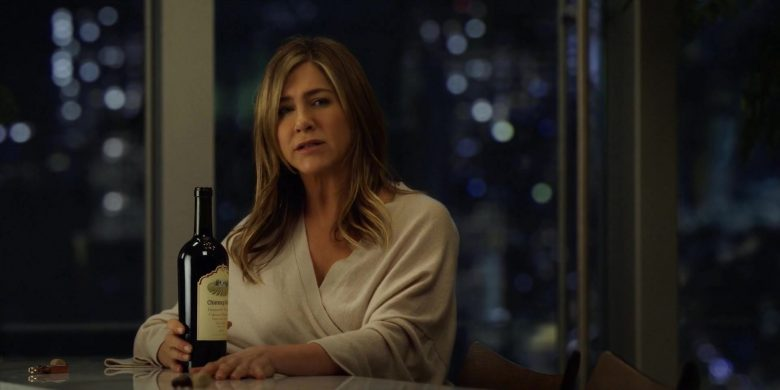Chimney Rock Wine Enjoyed by Jennifer Aniston as Alex Levy in The Morning Show Season 1 Episode 3 (3)