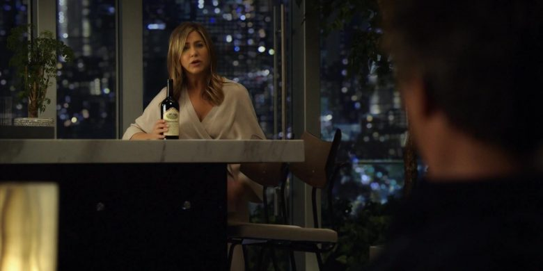 Chimney Rock Wine Enjoyed by Jennifer Aniston as Alex Levy in The Morning Show Season 1 Episode 3 (4)