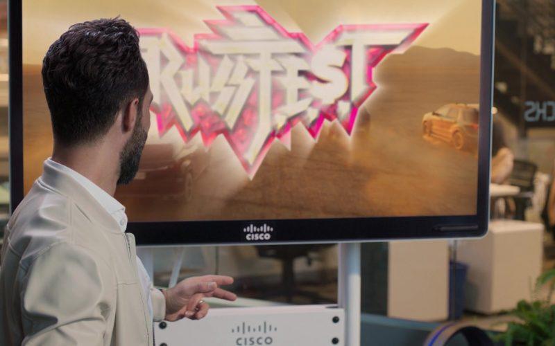 Cisco Monitor (1)