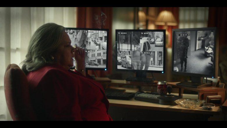 Coca-Cola Can in Tom Clancy's Jack Ryan Season 2 Episode 6 Persona Non Grata (2019)