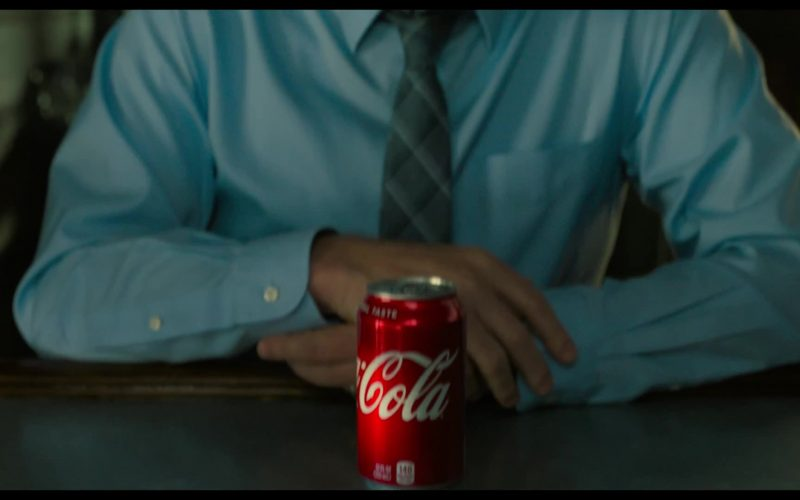 Coca-Cola Enjoyed by Ralph Brown in Gemini Man (2019)