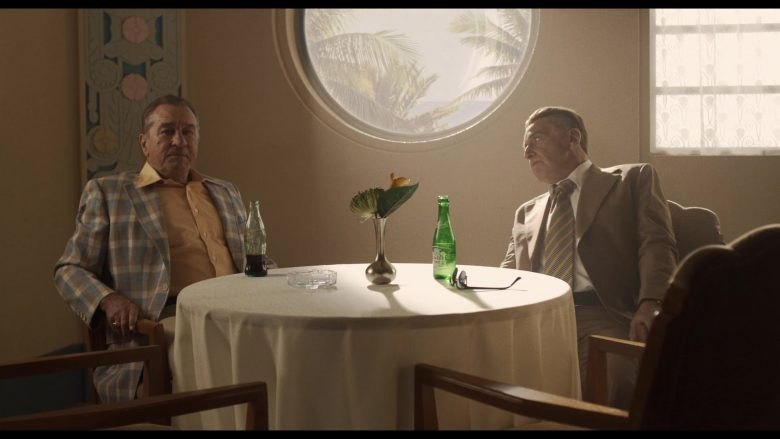 Coca-Cola Soda Enjoyed by Robert De Niro and Canada Dry Enjoyed by Al Pacino in The Irishman (1)