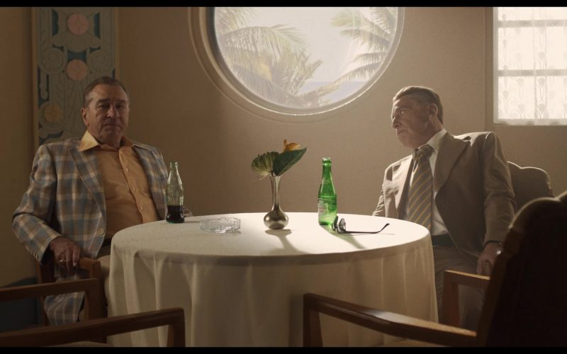 Coca-Cola Soda Enjoyed by Robert De Niro and Canada Dry Enjoyed by Al Pacino in The Irishman (1)
