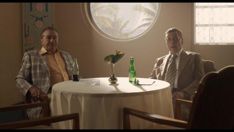 Coca-Cola Soda Enjoyed by Robert De Niro and Canada Dry Enjoyed by Al Pacino in The Irishman (2)