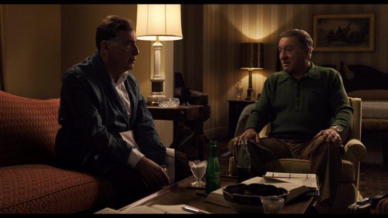 Coca-Cola Soda Enjoyed by Robert De Niro and Canada Dry Enjoyed by Al Pacino in The Irishman (3)