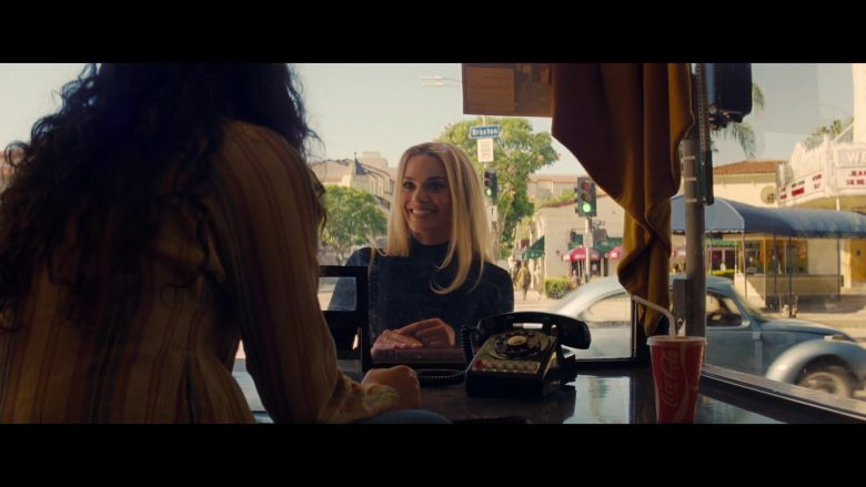 Coca-Cola Soda Paper Cup in Once Upon a Time … in Hollywood (2)