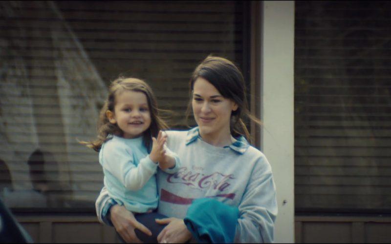Coca-Cola Sweatshirt Worn by Rachel Hendrix in Semper Fi (1)