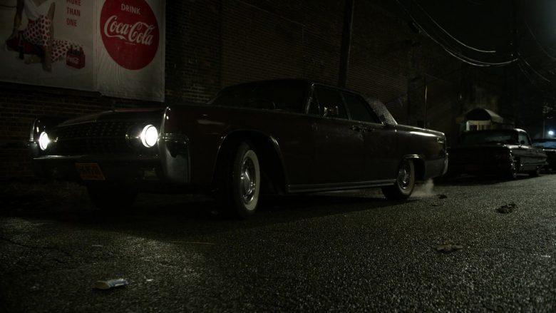 Coca-Cola in Godfather of Harlem Season 1 Episode 7 Masters of War
