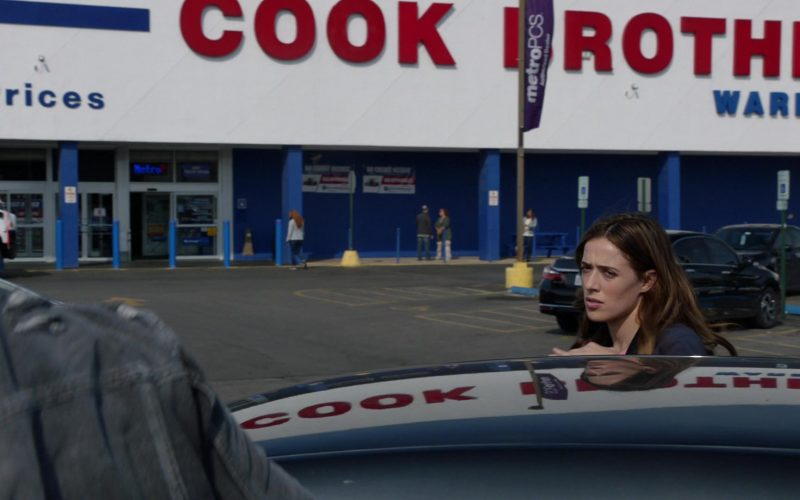 Cook Brothers Store in Chicago P.D. Season 7 Episode 8 No Regrets