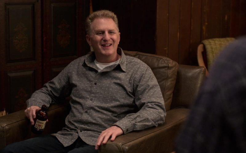 Coors Beer Enjoyed by Michael Rapaport as Doug Gardner in Atypical Season 3 Episode 9 (1)