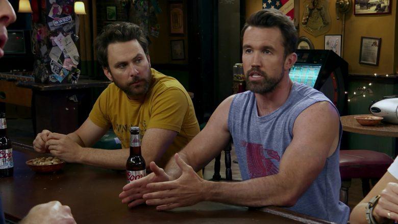 Coors Light Beer in It's Always Sunny in Philadelphia Season 14 Episode 7 (1)