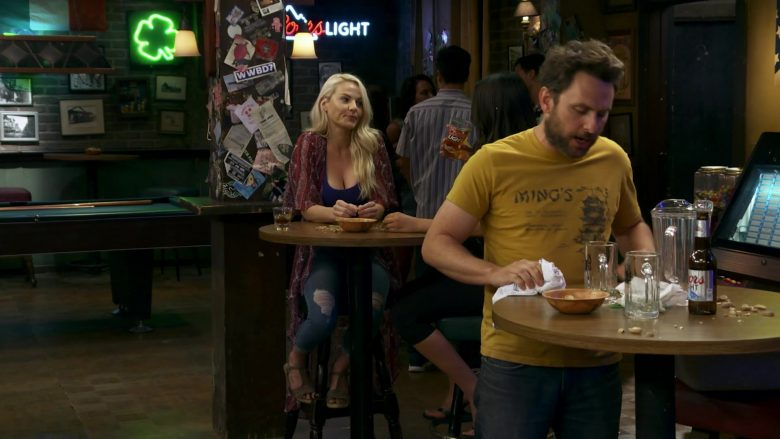 Coors Light Beer in It's Always Sunny in Philadelphia Season 14 Episode 7 (3)