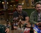 Coors Light Bottles and Bonart Sweeties in It's Always Sunny...