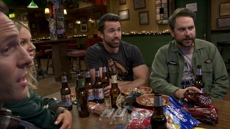 Coors Light Bottles and Bonart Sweeties in It's Always Sunny in Philadelphia Season 14 Episode 8
