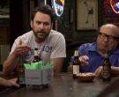 Coors Light Plastic Napkin Straw Holder in It's Always Sunny in Philadelphia Season 14 Episode 9 (2)