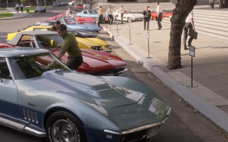 Corvette Car in For All Mankind Season 1 Episode 1 Red Moon (1)