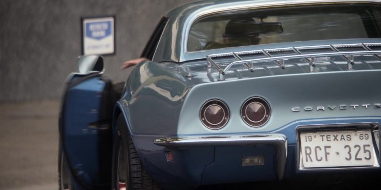 "Corvette Car in For All Mankind Season 1 Episode 1 ""Red Moon"" (2019) - TV Show Product Placement"
