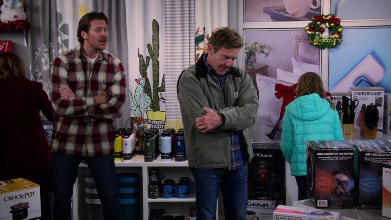 "Crock-Pot, Vitamix, Cuisinart, Farberware in Merry Happy Whatever Season 1 Episode 4 ""Happy Mall-idays"" (2019) - TV Show Product Placement"