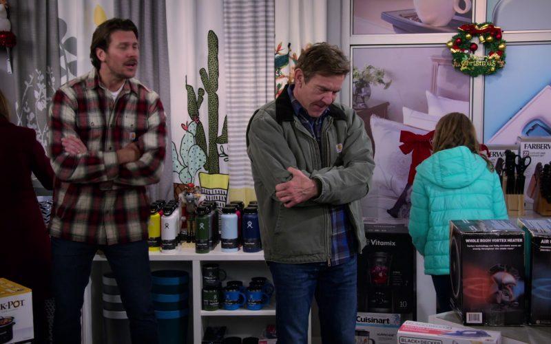 Crock-Pot, Vitamix, Cuisinart in Merry Happy Whatever Season 1 Episode 4