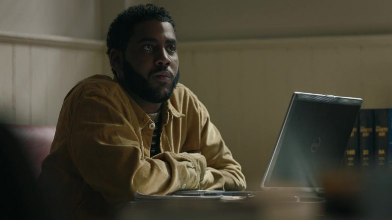 Dell Laptop Used by Jharrel Jerome in Mr. Mercedes Season 3 Episode 8 Mommy Deadest (1)