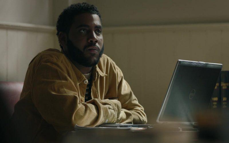 Dell Laptop Used by Jharrel Jerome in Mr. Mercedes Season 3 Episode 8 Mommy Deadest (1)