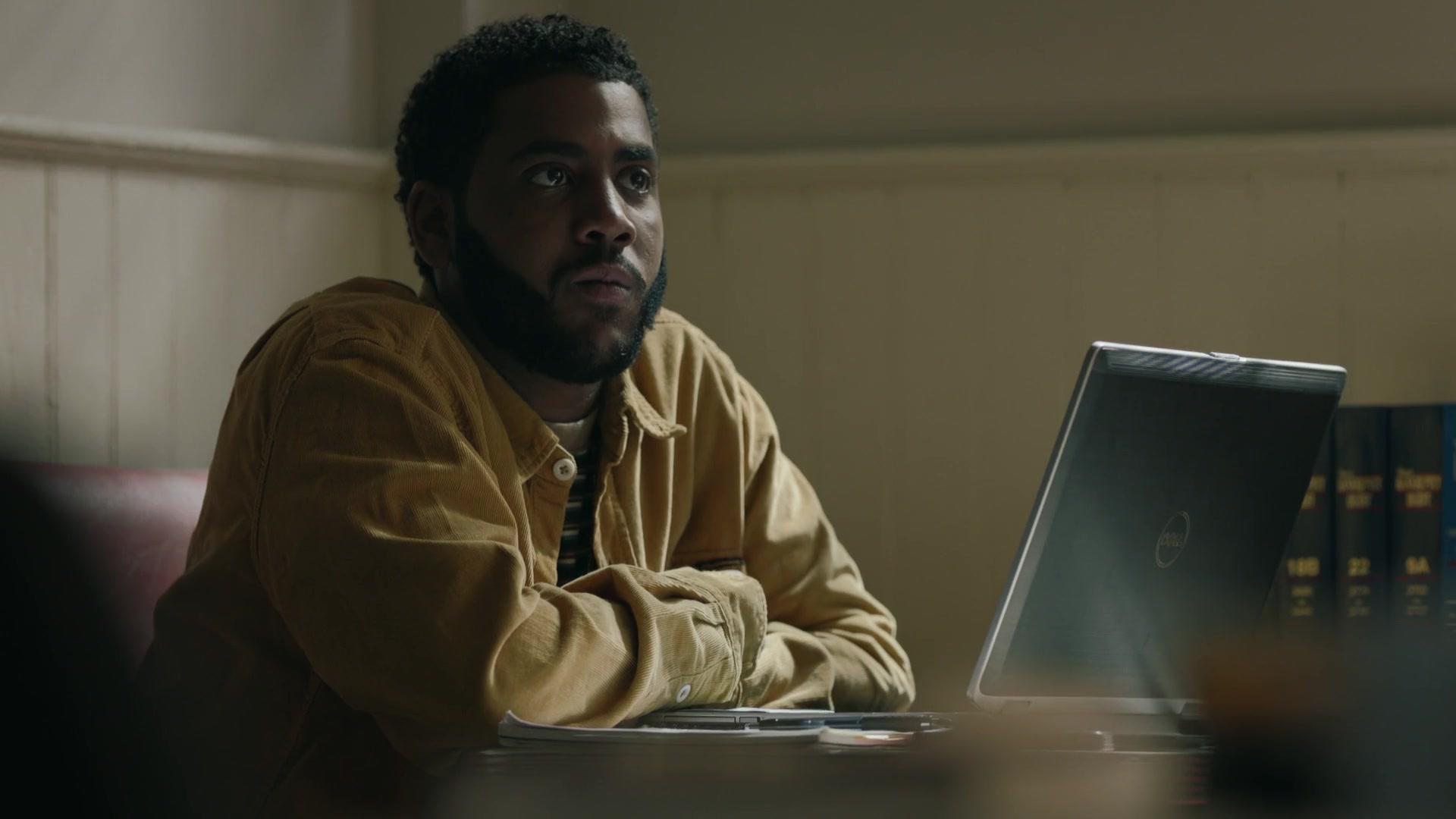 Dell Laptop Used by Jharrel Jerome in Mr. Mercedes Season ...